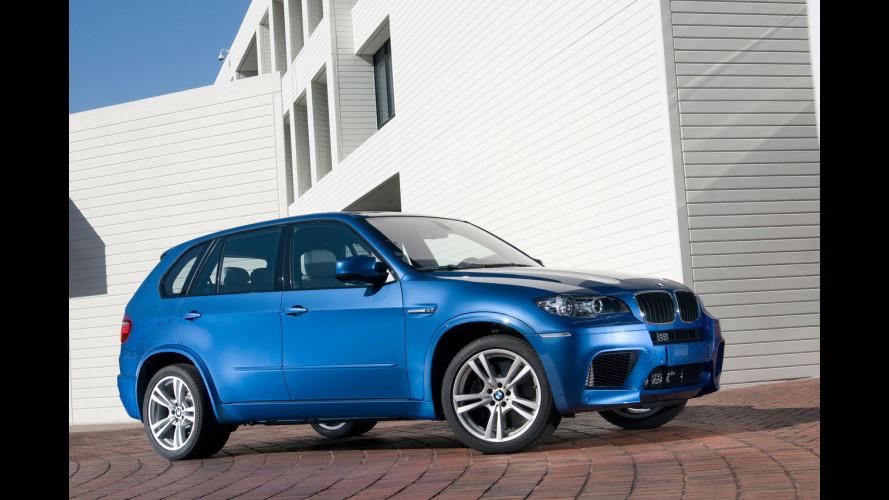 BMW X5 e X6 M