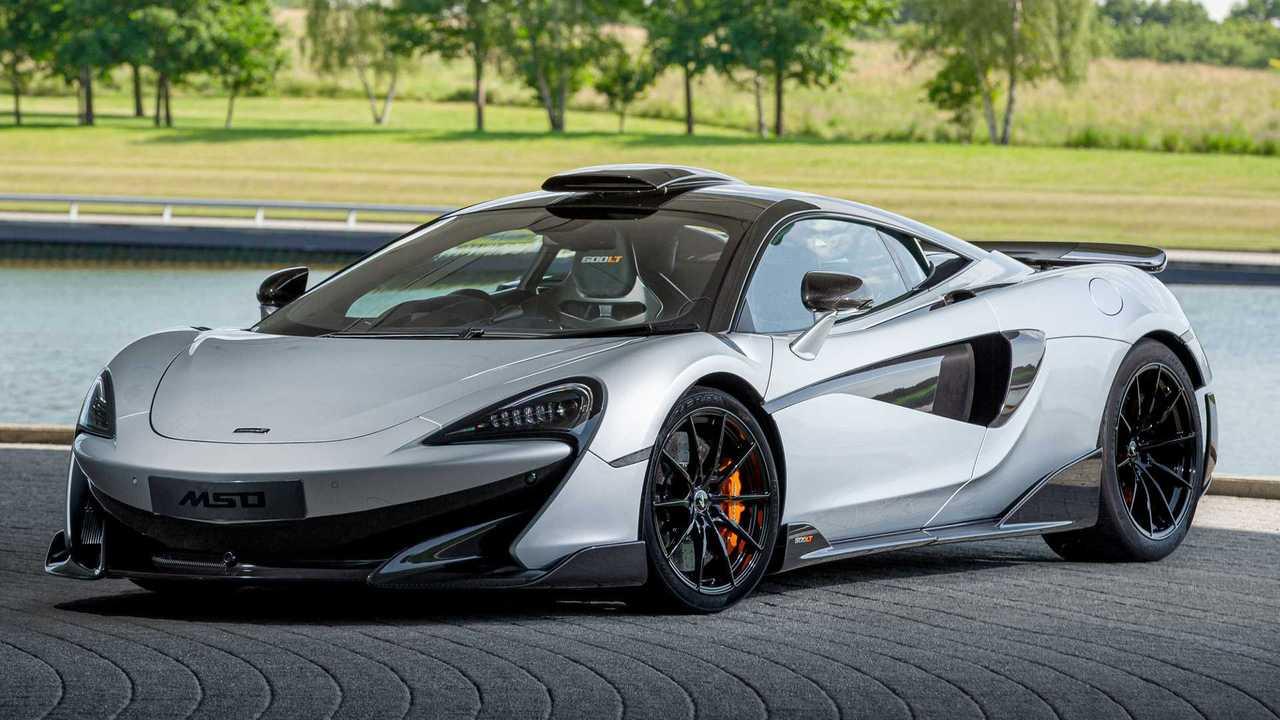 McLaren MSO 600LT Coupe