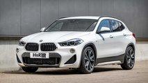 H&R-Sportfedern für den neuen BMW X2