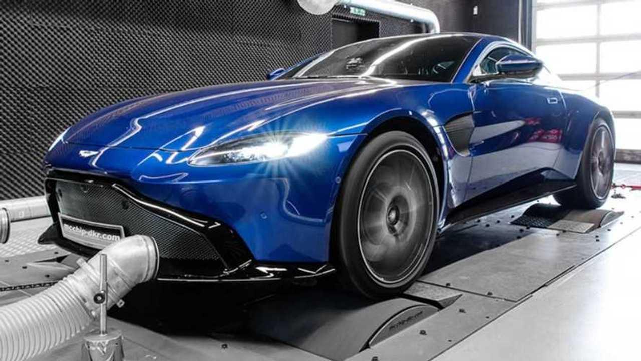 Aston Martin Vantage McChip-DKR