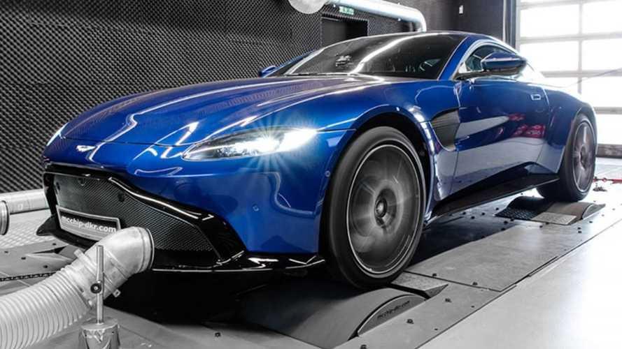 L'Aston Martin Vantage poussée à 700 ch !