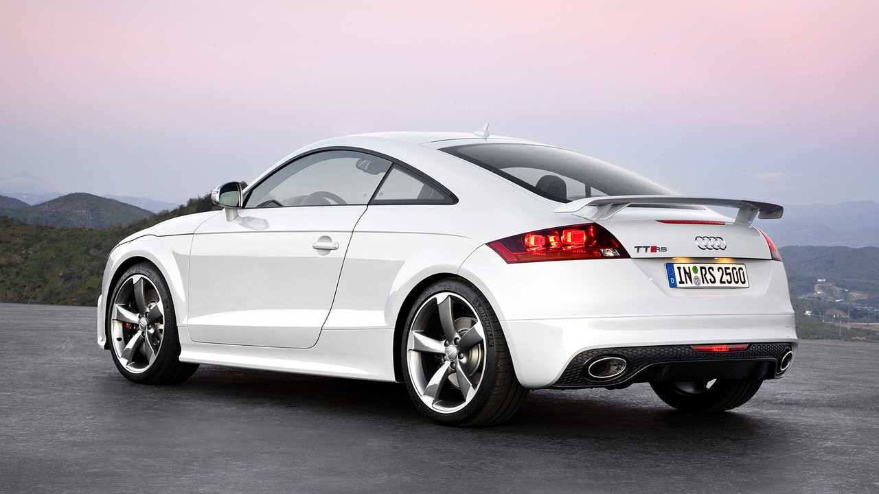 Audi TT RS Coupe (2009)