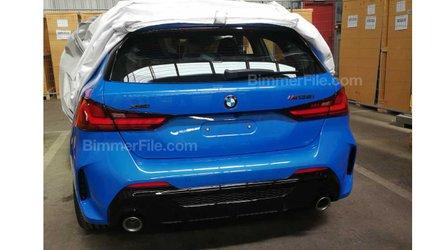 Voici la toute nouvelle BMW M135i !
