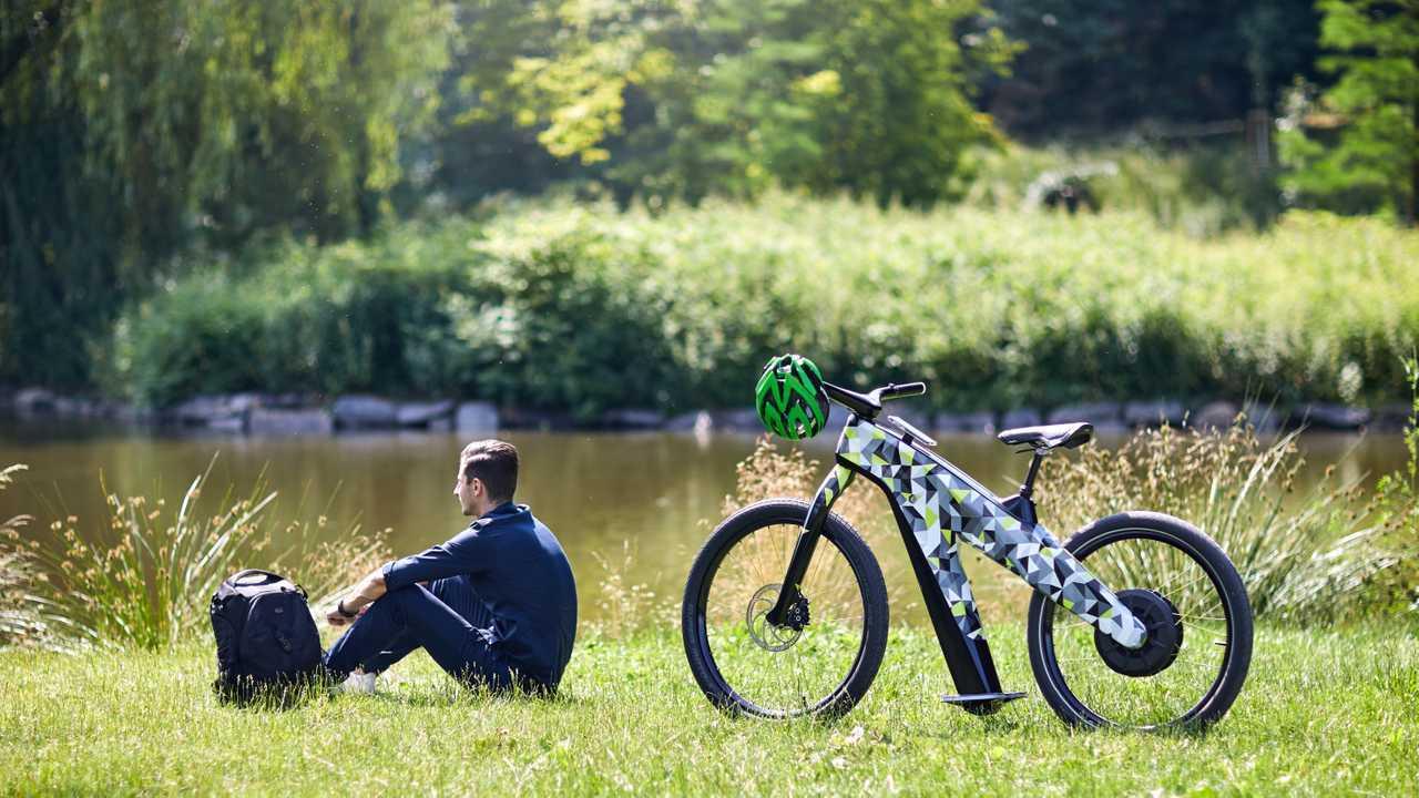 Электровелосипед Skoda KlementSkoda Klement: Вот как вы ездите на «e-bike без педалей»