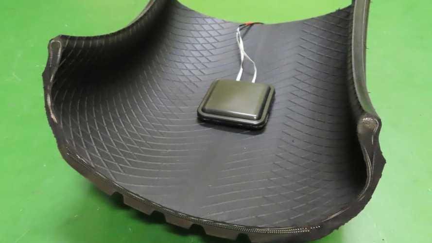Et si vos pneus rechargeaient votre voiture électrique ?