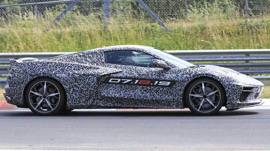 GM Hasn't Tried Shoehorning Cadillac's Blackwing V8 Into C8 Corvette