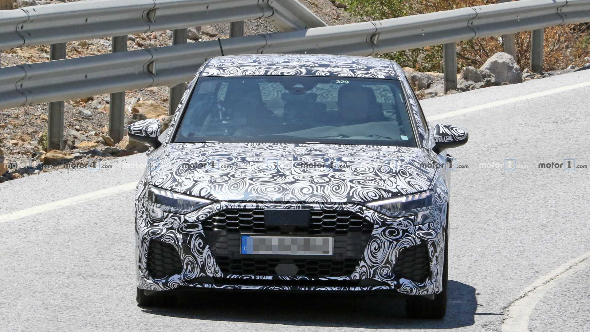 Новый Audi A3 Sedan, скорее всего, в S Line Guise
