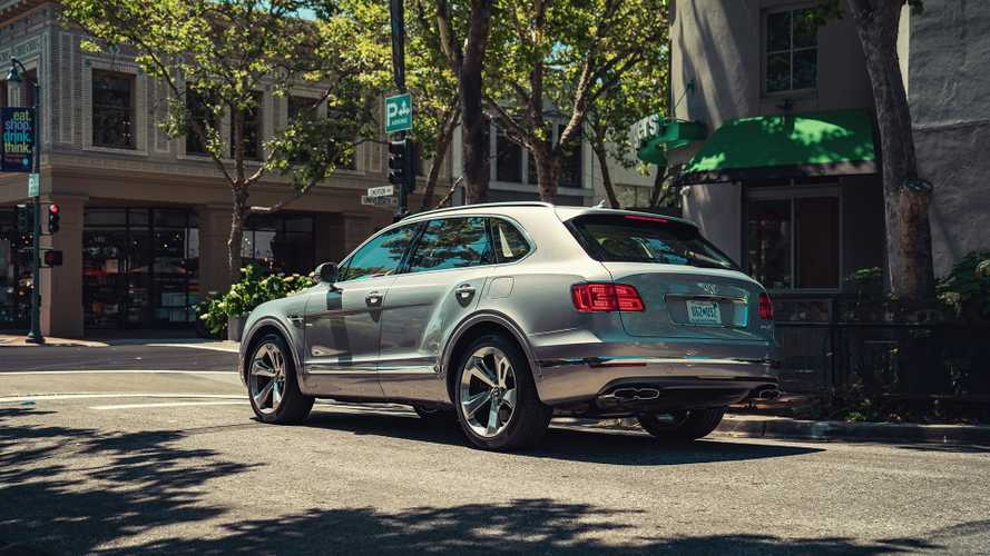 Bentley Bentayga Hybrid (US-Version, 2020)