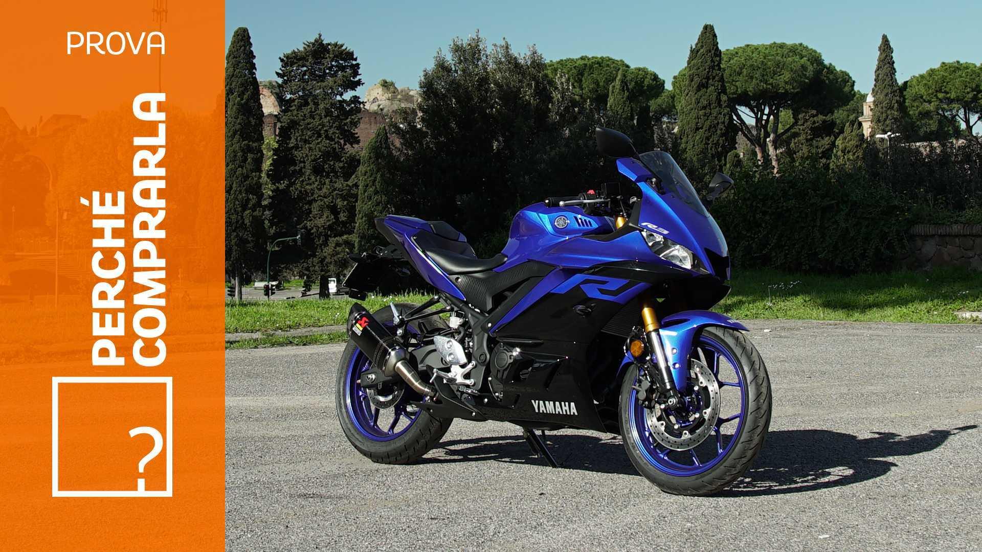 Yamaha YZF-R3   Perché comprarla… E perché no