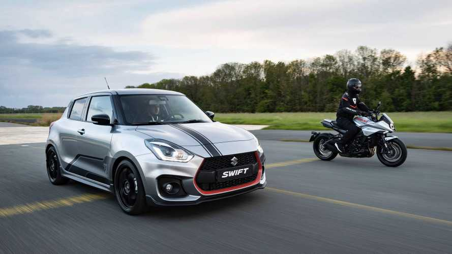 Suzuki Unveils Super Limited-Edition Katana... With Four Wheels