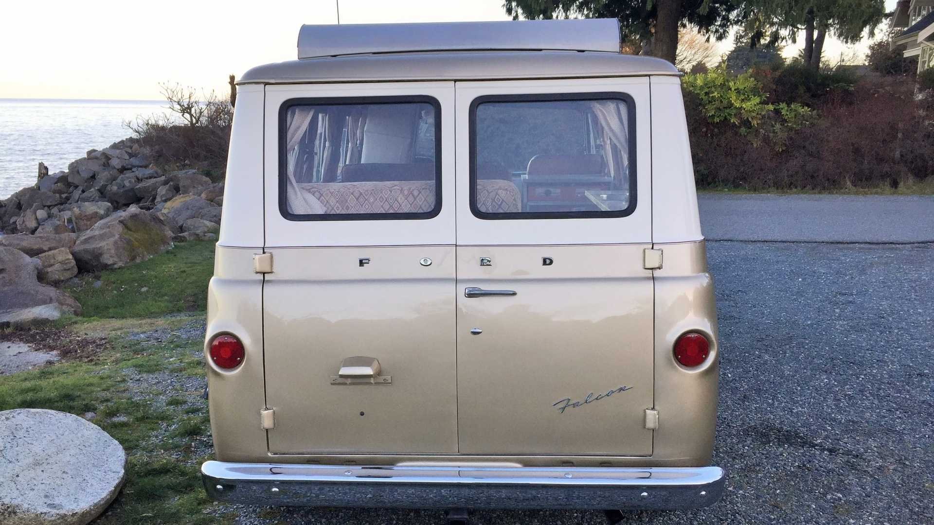 This Ford Econoline Is Your $10,000 Ticket To Vanlife