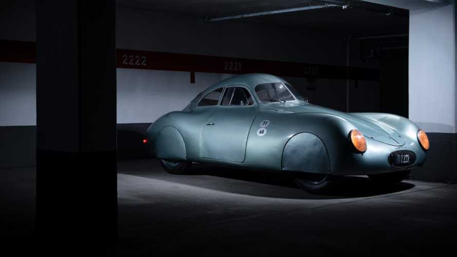 Legendary Porsche-Designed Type 64 Up For Auction
