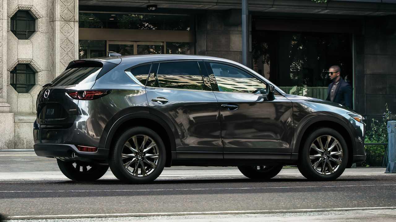 2019 Mazda CX-5 Skyactiv Diesel SUV Debuts In New York