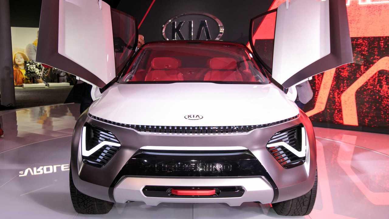 Kia Habaniro Concept no New York Auto Show