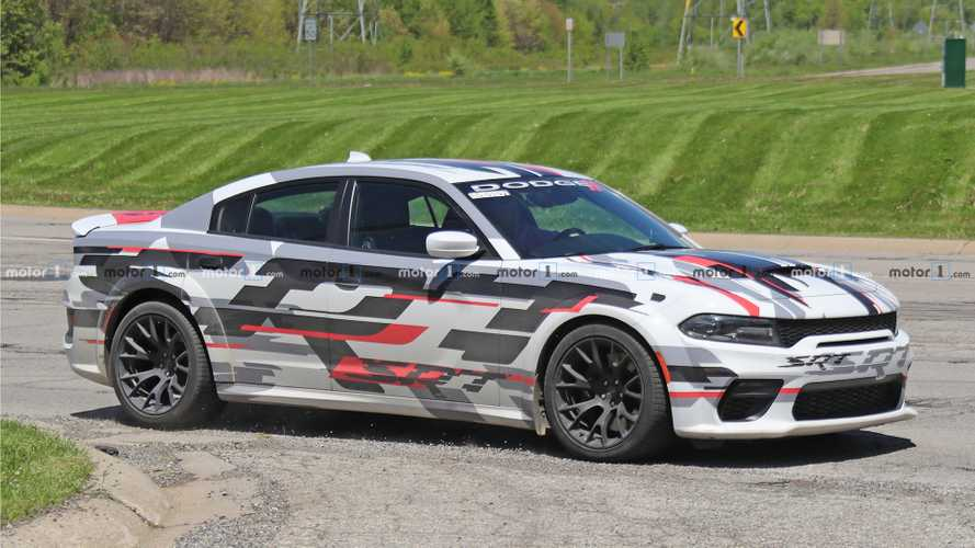 2020 Dodge Charger Widebody Could Debut Soon