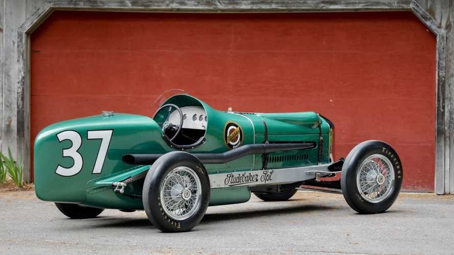 1931 Studebaker Special Indy Car Touches Off Bidding War