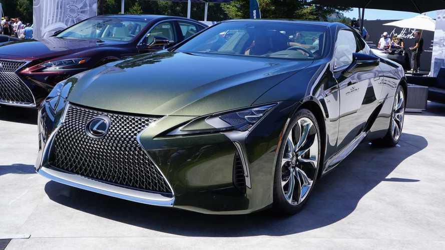 Une nouvelle série limitée pour la Lexus LC 500 [Mise à jour]