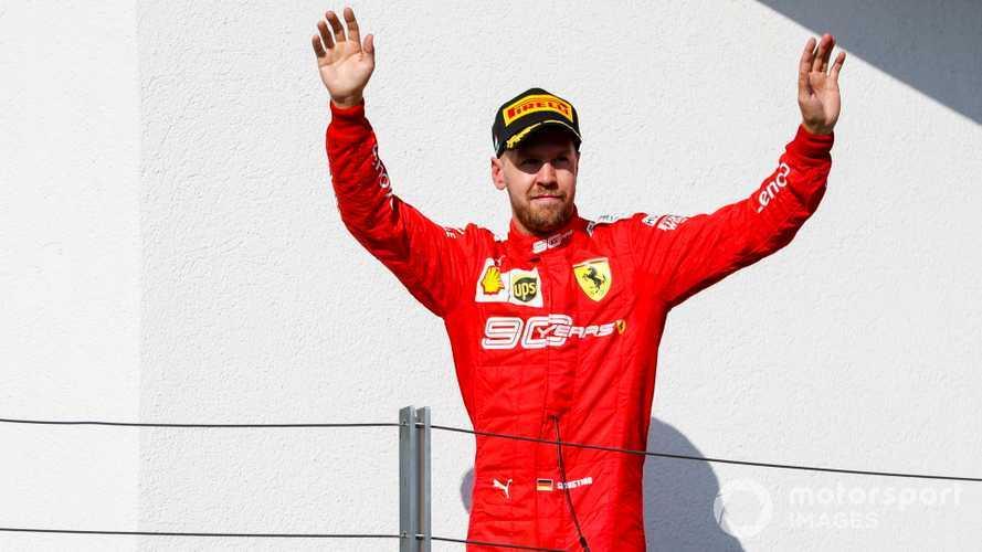 Феттель уйдет из Ferrari – и это точно