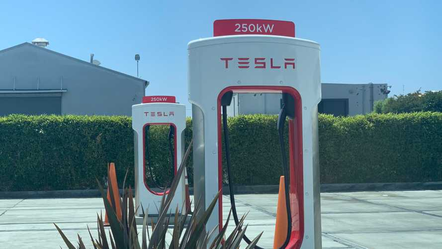 Tesla V3 Superchargers Are Getting