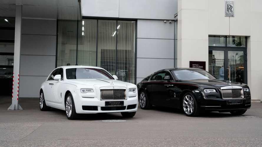 Россия стала крупнейшим рынком подержанных Rolls-Royce