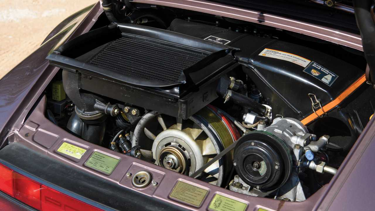 930 - Porsche 911 Turbo