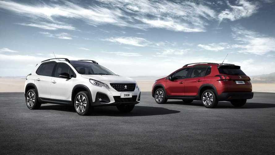 Peugeot 2008 renovado só terá câmbio automático na versão turbo em novembro