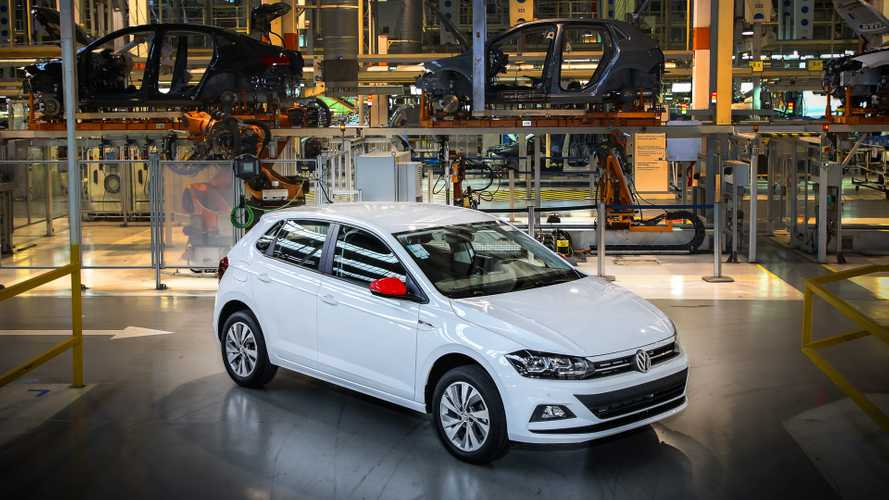 Volkswagen Polo e Virtus alcançam 200 mil unidades no Brasil