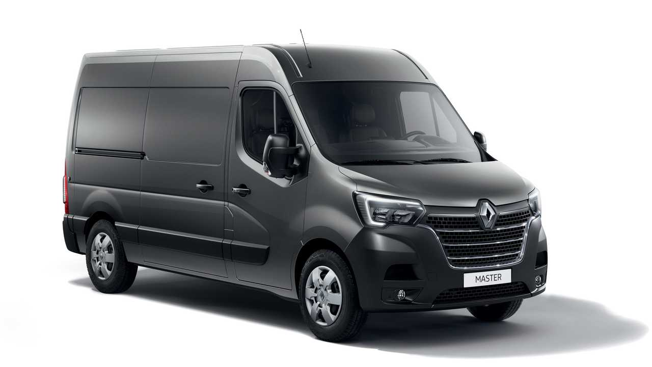 Renault Master Restyling 2019