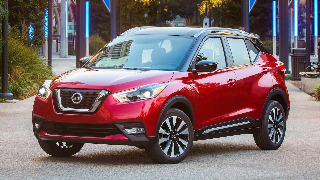 1. Nissan Kicks