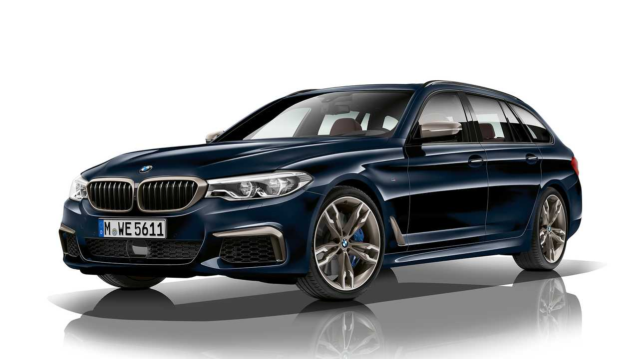 Posizione 8: BMW M550d Touring