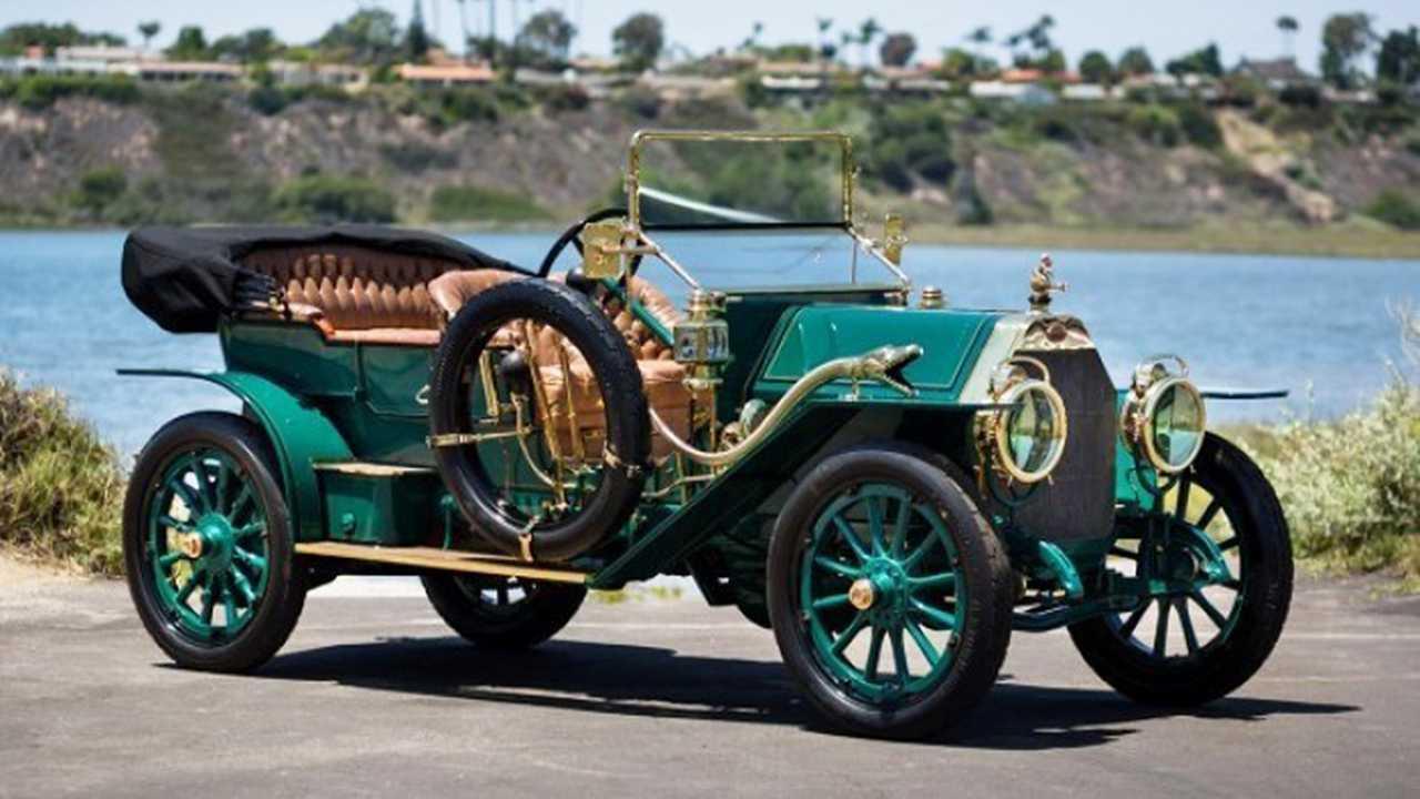 Fiat Tipo 6 Demi-Tonneau (1911) - 777'605 euros