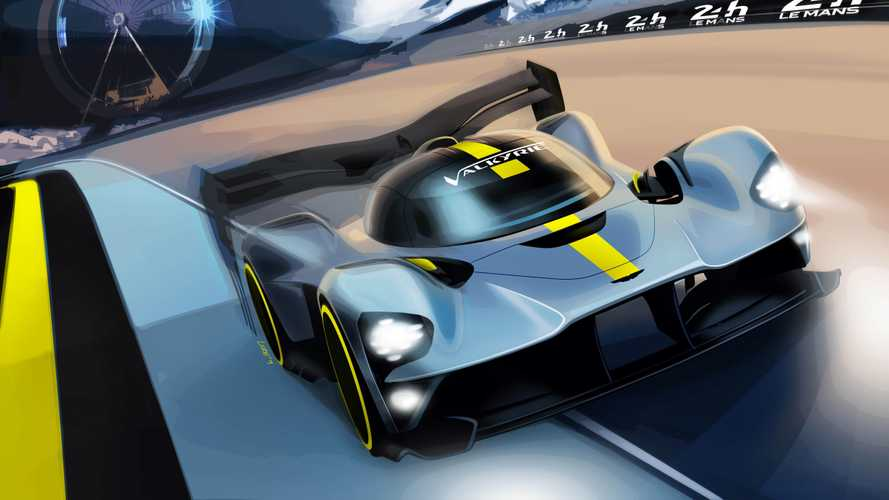 Aston Martin Valkyrie announced for 2020/21 hypercar programme