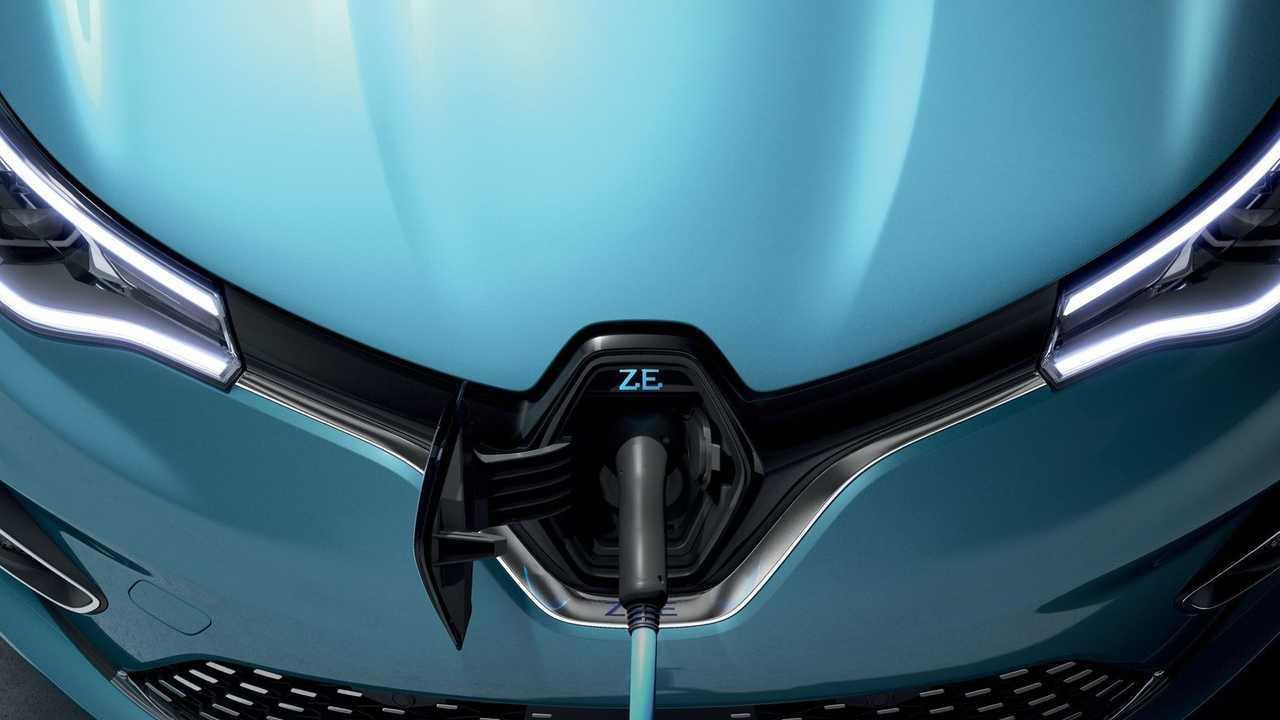 2019 Renault ZOE