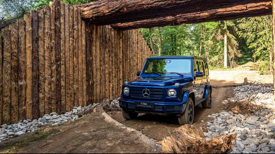 Quiz - Qui sera aussi fort que le Mercedes-Benz Classe G ?