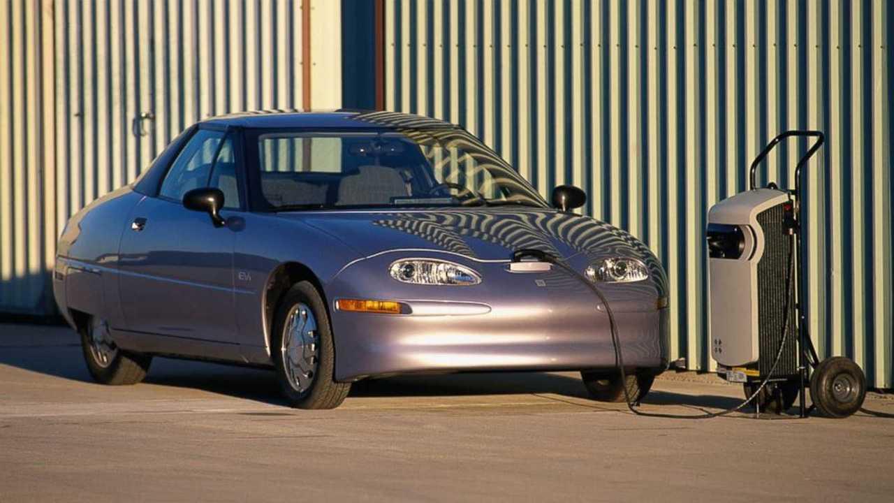 Chevrolet elétricos
