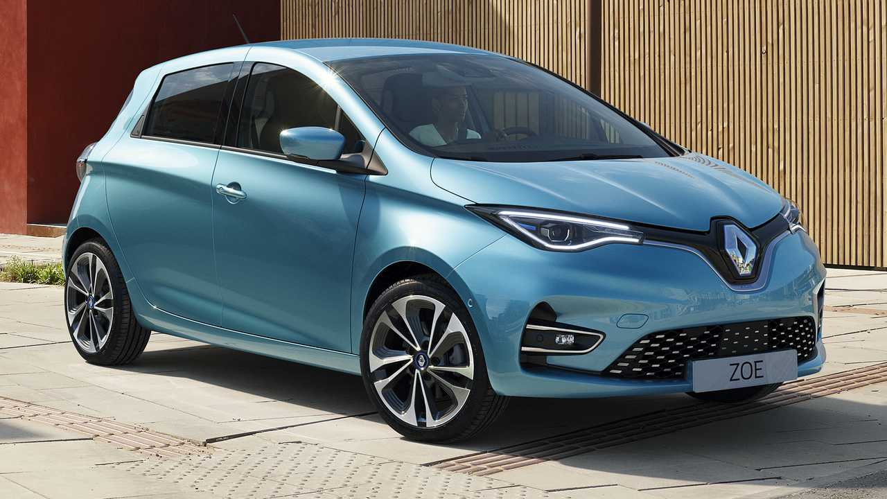 Renault Zoé 2020