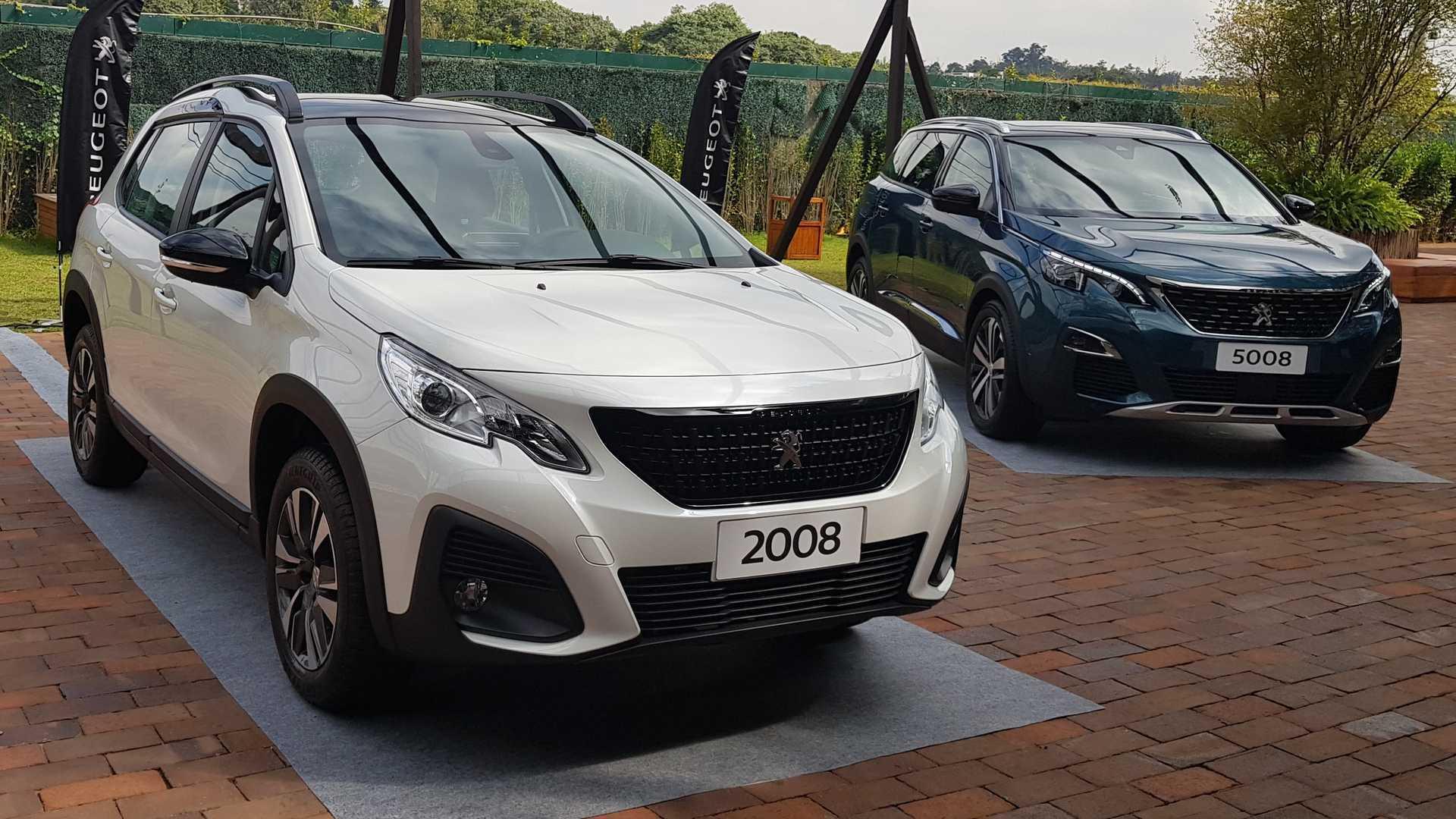 Novo Peugeot 2008 2020 Estreia Novo Design Por R 69 990