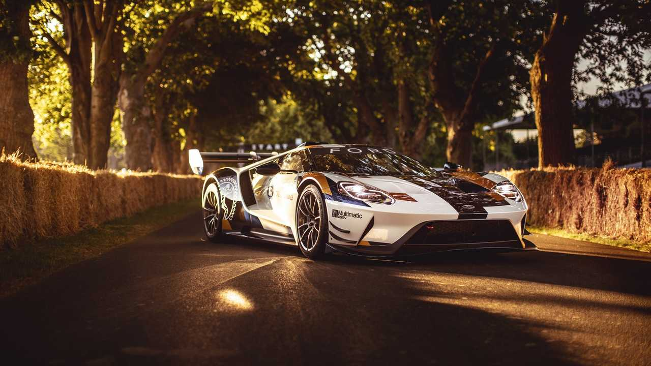Ford GT MkII 2019