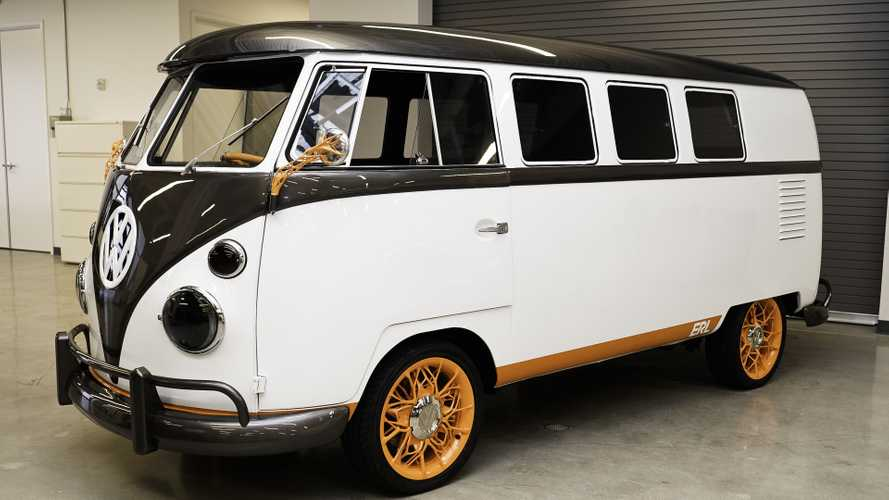 VW converts Type 2 Bus into Type 20 EV concept