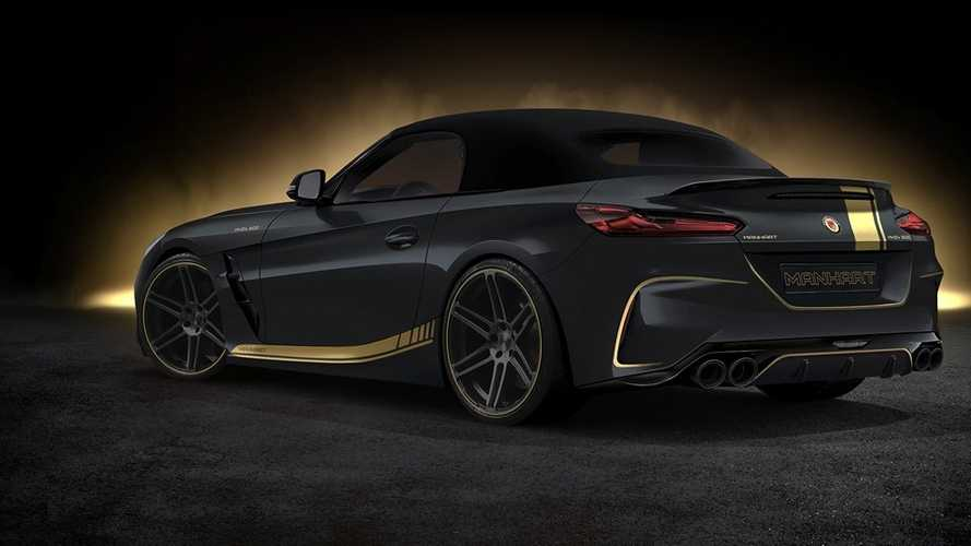 BMW Z4 2019 por MANHART