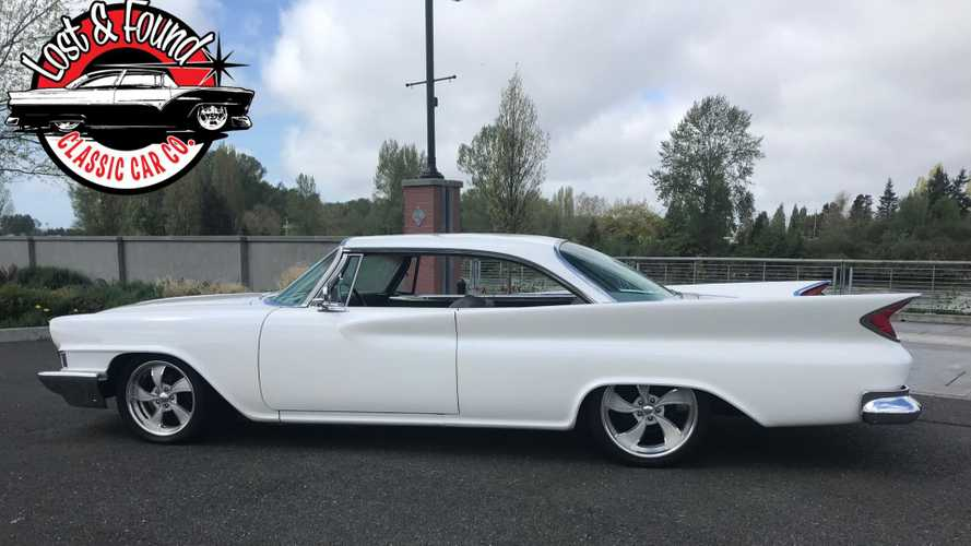 This 1961 Chrysler Newport Custom Will Really Make You Stand Out