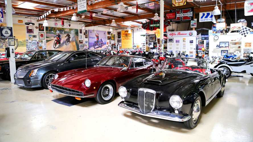 Time is Running Out To Win A Trip to Jay Leno's Garage