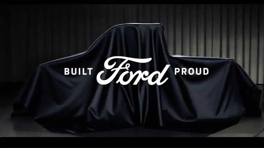 Ford намекнул на загадочную новинку