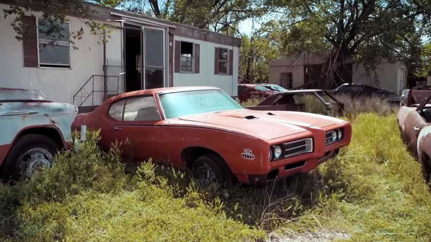 Barn Find Hunter Digs Up World-Class Collection Of Muscle Cars