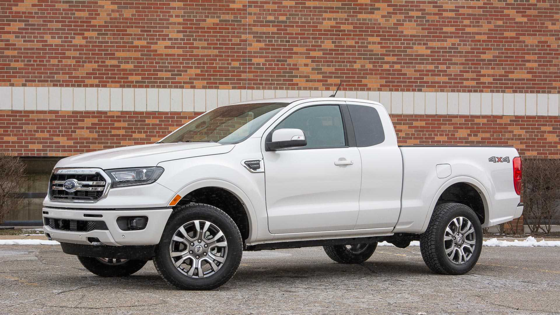 2019 Ford Ranger Lariat Review: Already Approaching Its