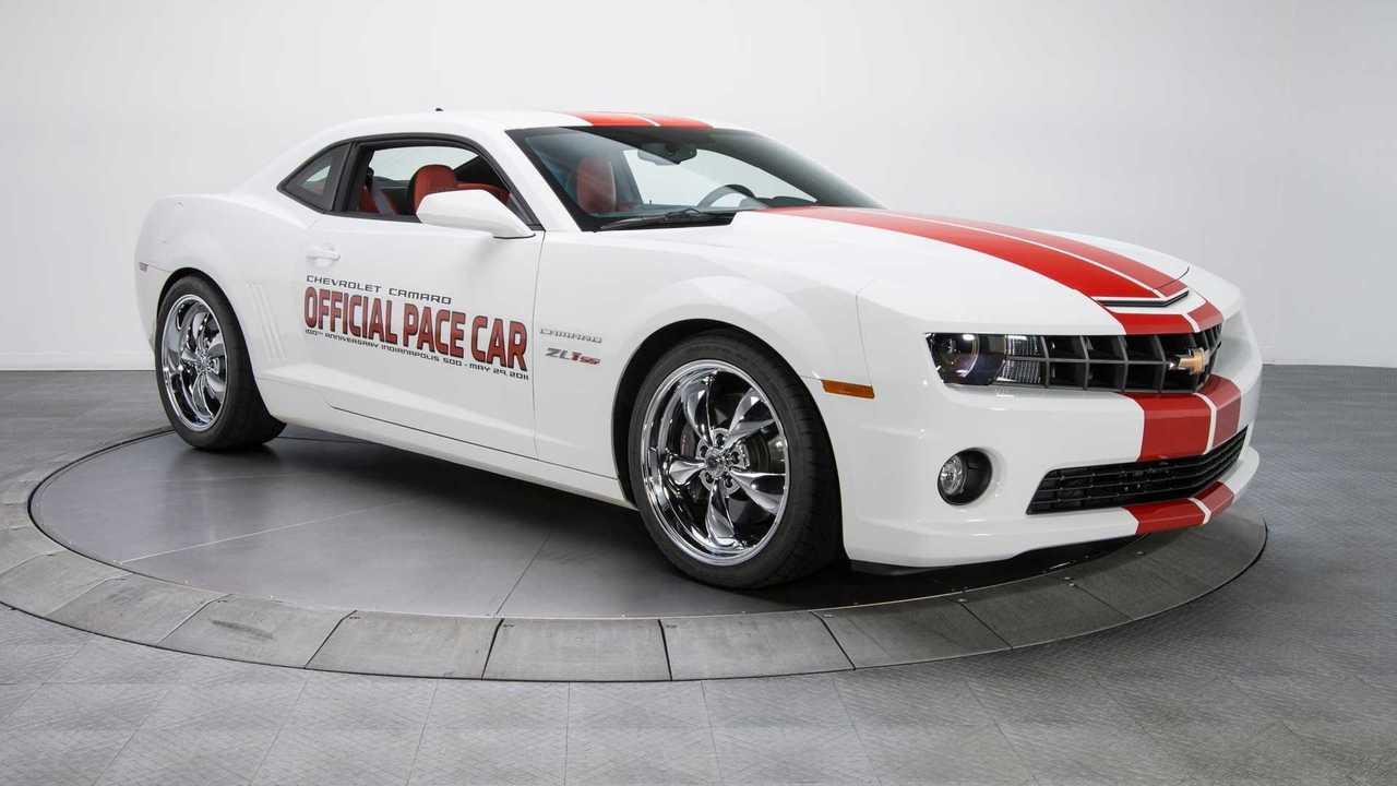 Built To Thrill: 800-Horsepower 2011 Chevrolet Camaro SS