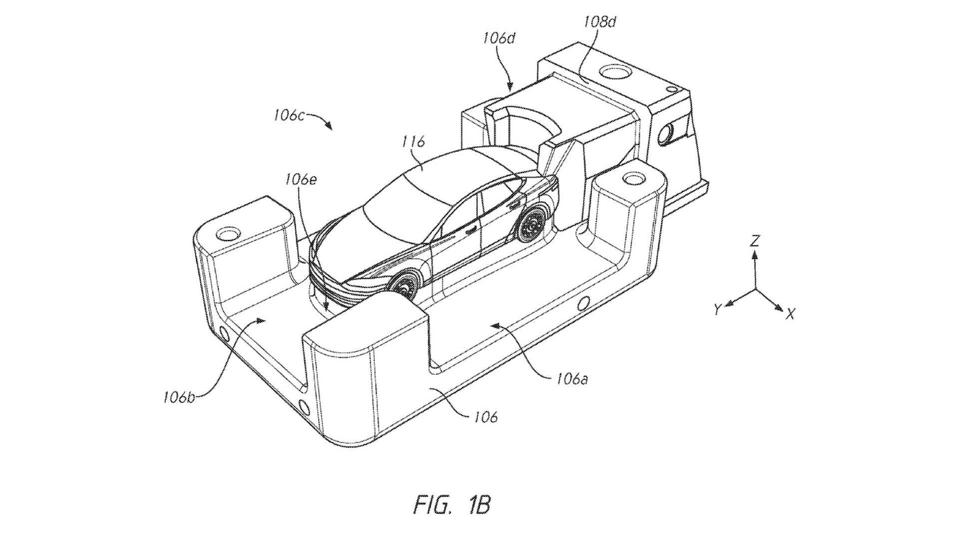 Tesla Goes Patent Crazy With Huge Casting Machine For Model Y