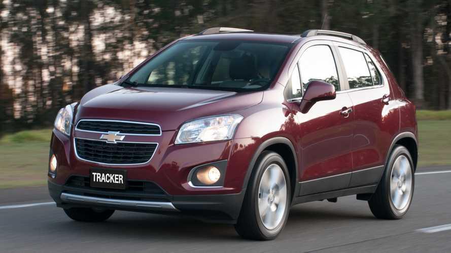 Chevrolet amplia recall do Tracker no Brasil por falha na suspensão