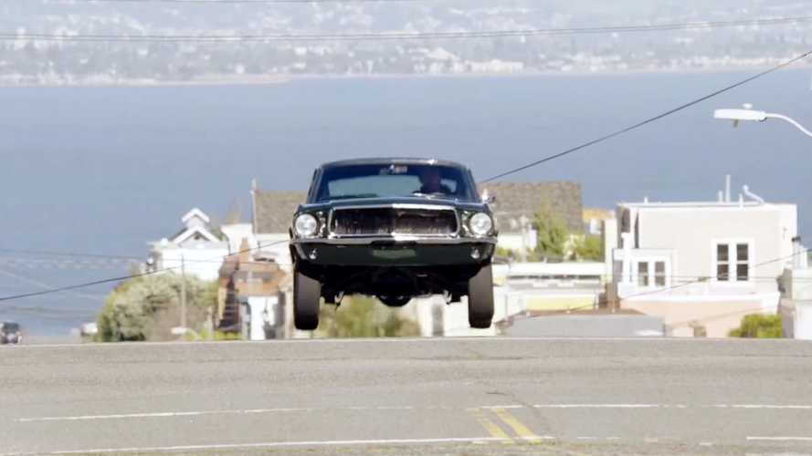 Watch Gas Monkey Garage Recreate The Bullitt Chase Scene