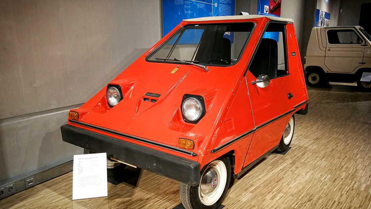Kleinwagen-Ausstellung in Einbeck: Sebring-Vanguard Citicar